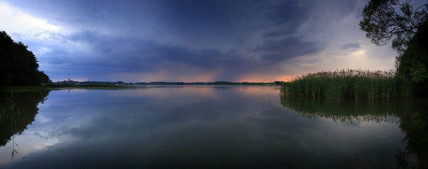Panorama - Sternberger See