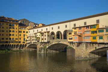 Ponte Vecchio Bridge ( Florence, Italy)