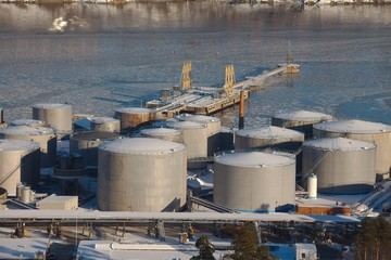 Oil Port