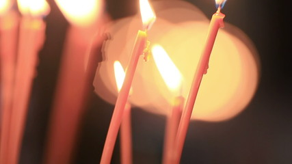 Lights Candles