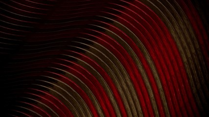 Abstract  wire red grunge color