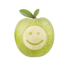 Apfel Smilie