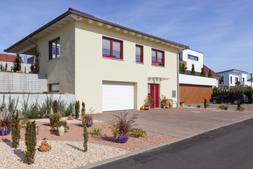 Neues Eigenheim