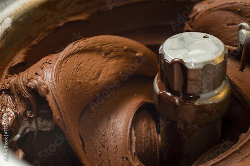 Ice cream preparation - 71375908