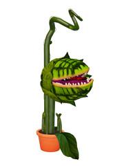 Monster flower