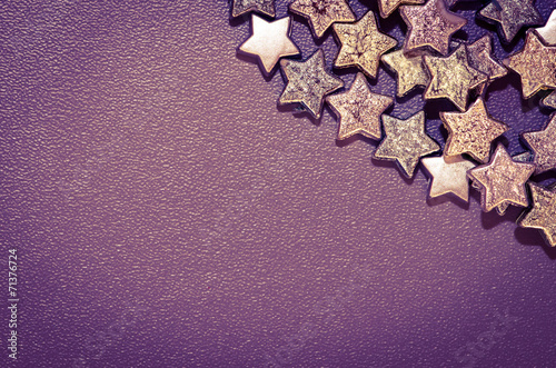 canvas print picture star background