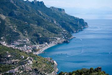 Ladscape di Maiori - Amalfi Coast, Italy