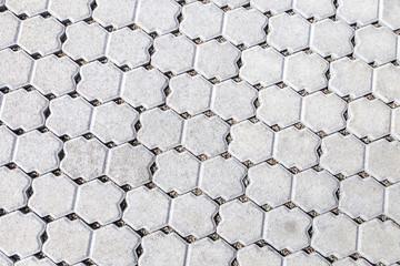 cement brick floor background