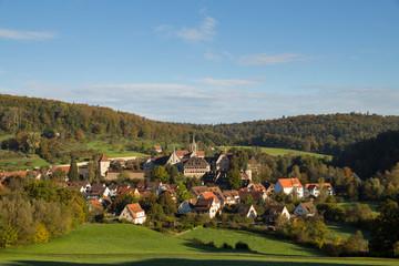 Bebenhausen, Tübingen (de) Anfang Oktober