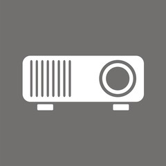 Icono proyector FO