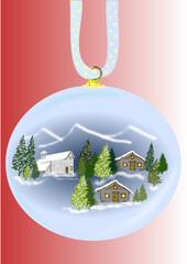 La pallina di Natale