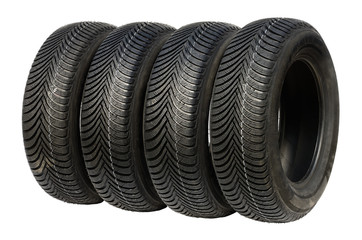 Winter tires for car