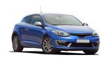 Fototapety blue car