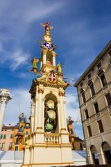 Rua of Vicenza Italy