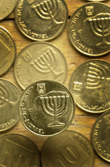 שקל Israeli new shekel Schekel 新シェケル Новый израильский шекель