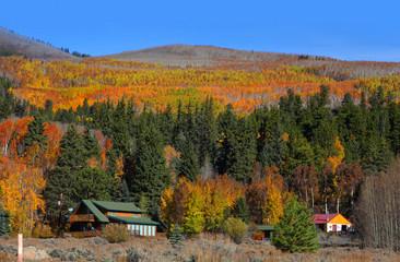 Mount Elbert landscape