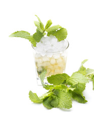 mint julep drink