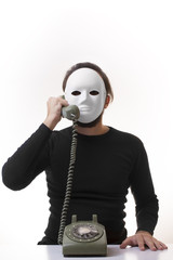 Anonymous Phone Call