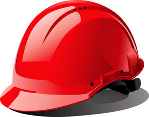 the red helmet