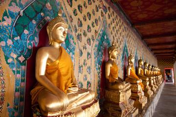 Brighten religious statues icon