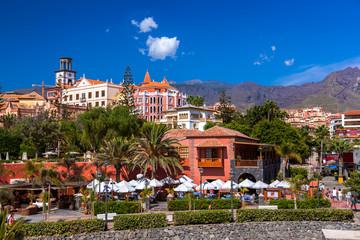 Hotel in Tenerife island - Canary