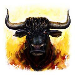 furious bull