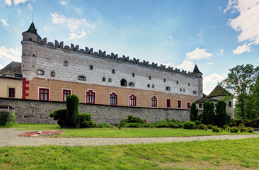 Zvolen castle, Slovakia.