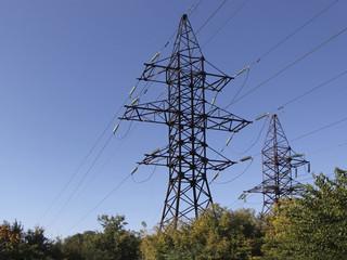 electricity transmission line