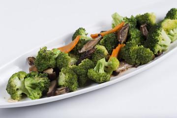 Stir fried Three vegetables
