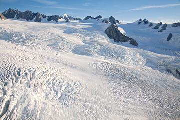 winter landscape Aerial