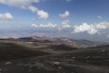 Etna panoramica nord
