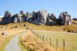 Castle Hill New Zealand - 71391306