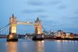 London Tower Bridge Twilight