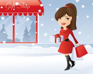Spot of Christmas Shopping