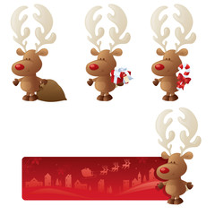 Start a Page with Rudolph