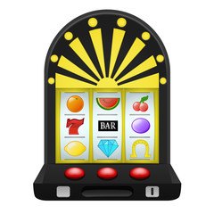 gambling on black play machine object