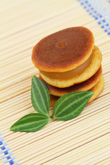 "Japanese cookies ""kuri dora"""