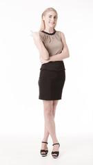 Successful business woman portrait