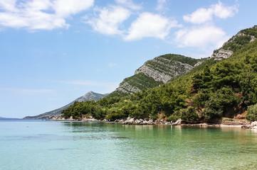 Sea landscape, Croatia