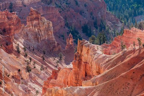Fotobehang Canyon Cedar Breaks