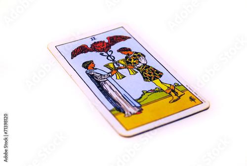 タロットカード カップ2