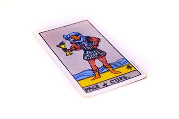 タロットカード カップ ペイジ