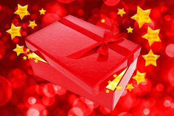 Geschenk - Bokeh