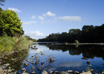 Feale River, Listowel, Ireland