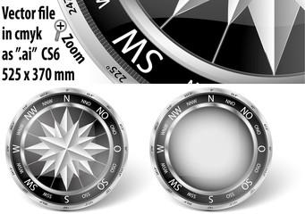 compass Kompassrose nautical