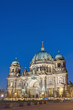 canvas print picture - Berliner Dom (Berlin Cathedral) in Berlin, Germany