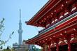 東京スカイツリーと浅草寺 - 71400995