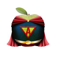 Superman Apfel