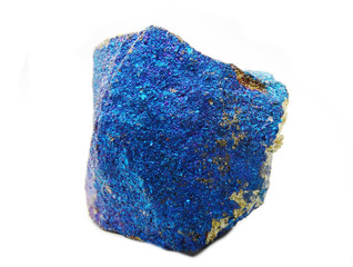 chalcopyrite geological crystals
