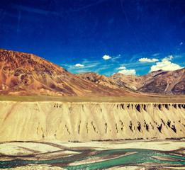 Himalayas landscape